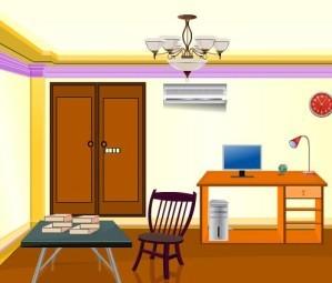 Hostel room escape