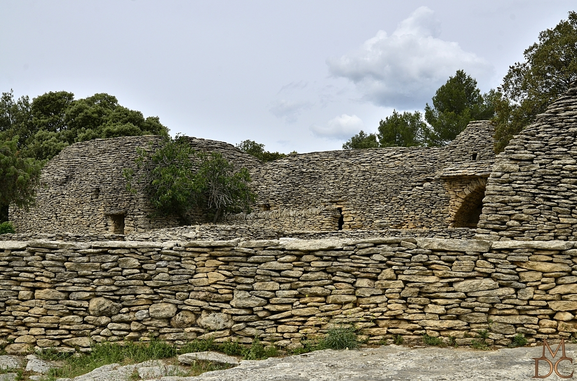 Le Village des Bories à Gordes (84)