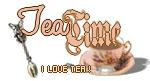 logo I love tea !