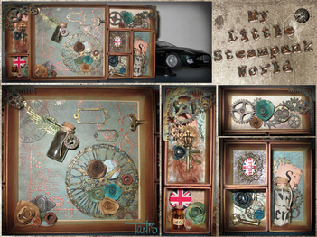 My little steampunk world