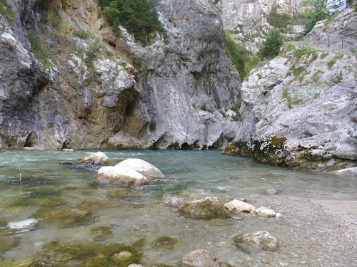 Le couloir Samson (Rougon)