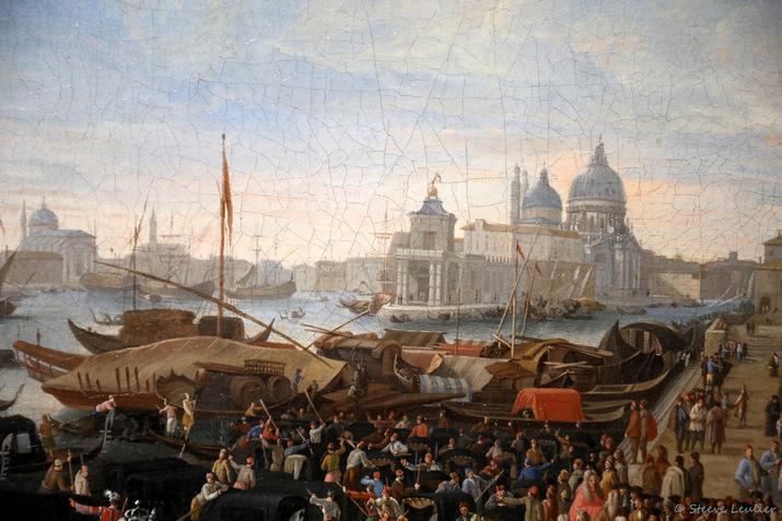 Venise au Grand Palais, Carlevarijs