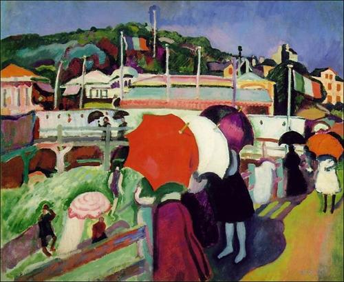 04 - Des parapluies et des ombrelles au 20 ème siècle