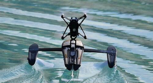 Los nuevos drones Parrot para 2015