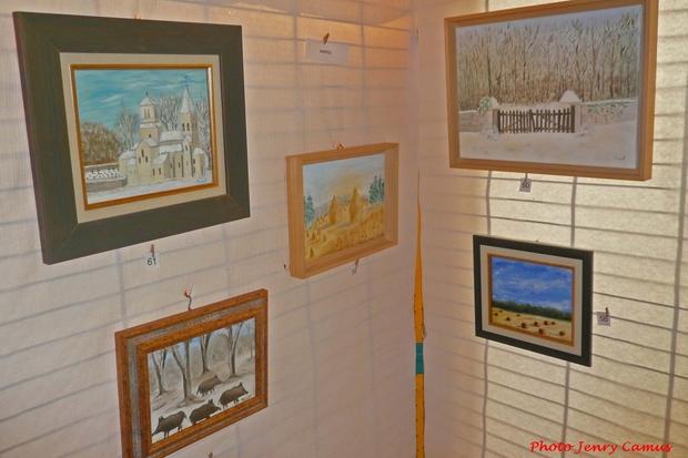 """L'exposition 2014 de """"Talents cachés"""" à Puits"""