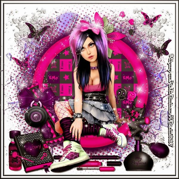 Emo Girl 2014