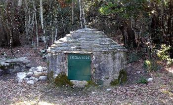 Le puits de l'Eouvière