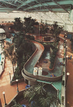 JPEGFANTASY — West Edmonton Mall Water Park, mid 1980s.