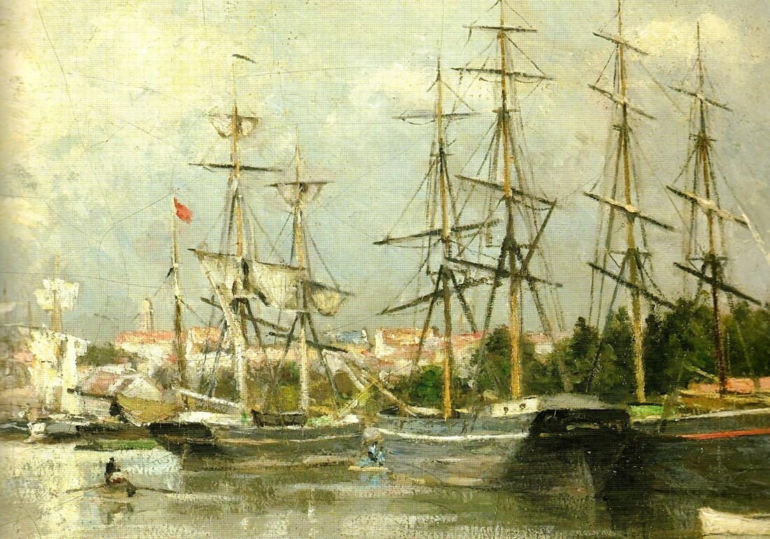 8-Stanislas Lépine- le peintre des quais de Paris