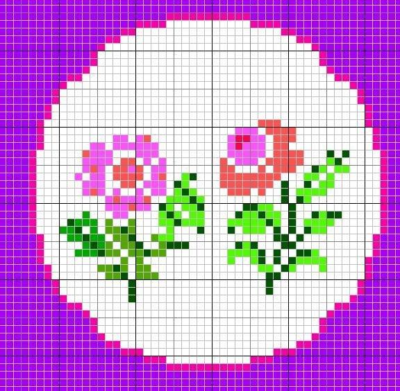2 roses 2