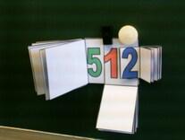 Livre des nombres de 0 à 999 à fabriquer (CE1)