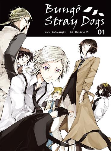 Bungô stray dogs - Tome 01 - Kafka Asagiri & Harukawa 35