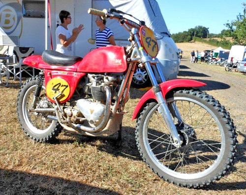 Le moto-cross de Corbarieu a 22 ans !