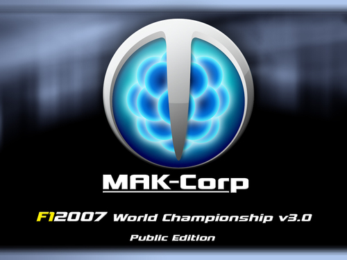 F1 Saison 2007