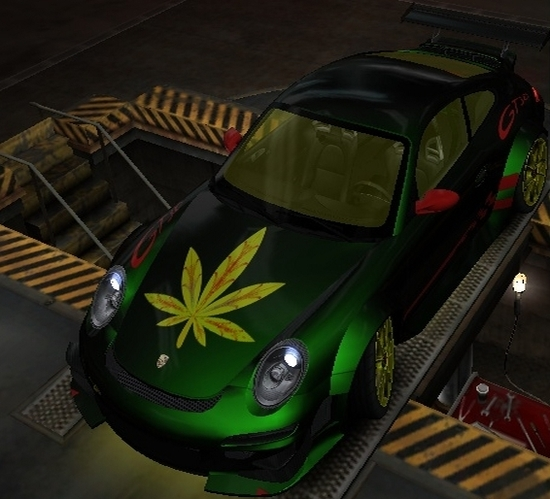 RastaRocket NFSW Zipsky54 Porsche 911 GT3 RS 1
