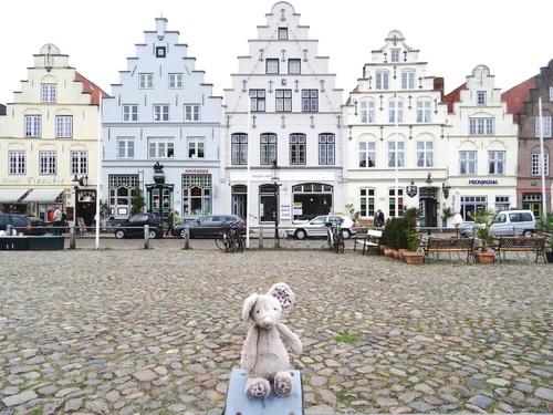 Une zournée hivernale dans le nord de l'Allemagne