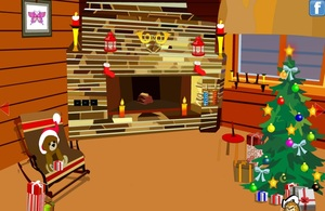 Jouer à Xmas Santa room escape