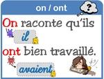 affichages français
