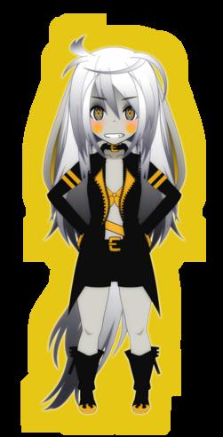 "[Kisekae] Crystal ""Golden Stream"""