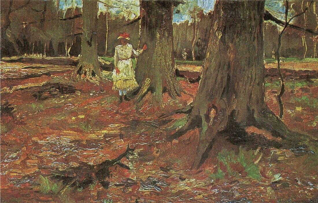 van Gogh  /3/ Chassé d'Etten ,retour à La Haye !