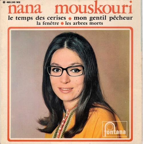 Nana Mouskouri - Le Temps Des Cerises 01