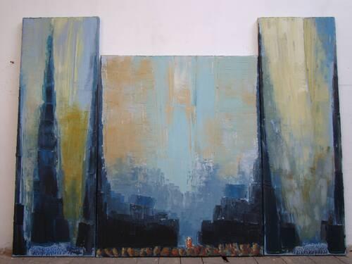 Samedi - Un artiste d'aujourd'hui : Christophe Bertin