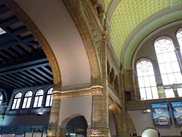 Gare de Metz Hall Départ - 29 05 10 - 13