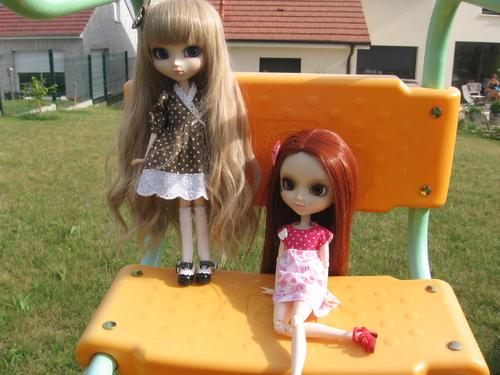 Séance photo [2] - Dans le jardin de mes cousins