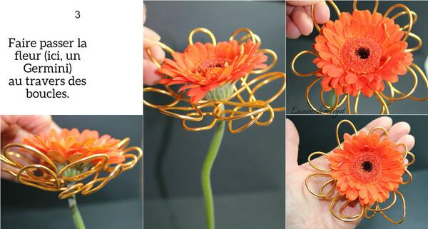 Art floral / Juste une fleur