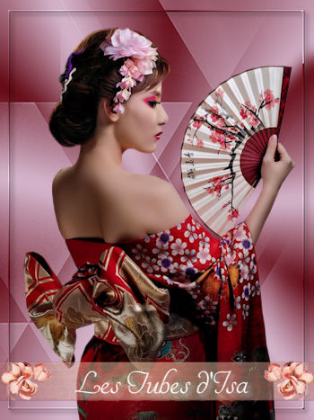 AS0010 - Tube femme asiatique