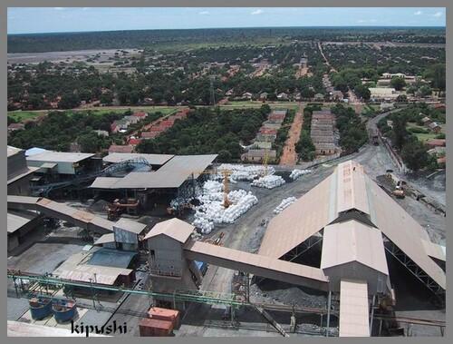 Kipushi ville