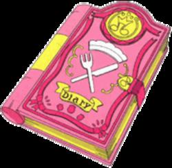Livre de recettes de la saison 3: Mo~tto! Ojamajo Doremi