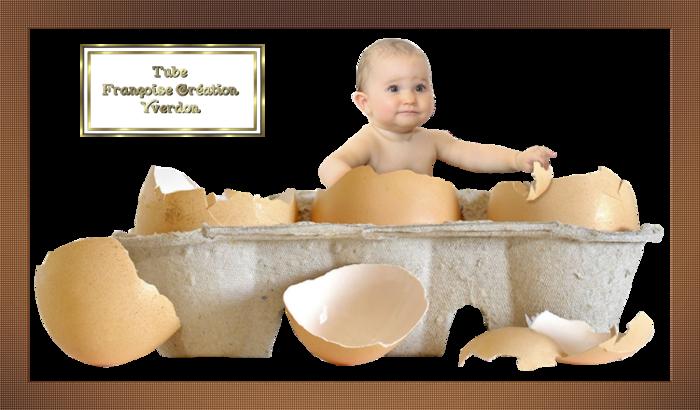 Bébés - dans oeufs (25 à 27)