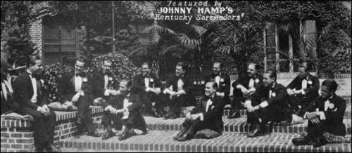 Années folles : Johnny Hamp