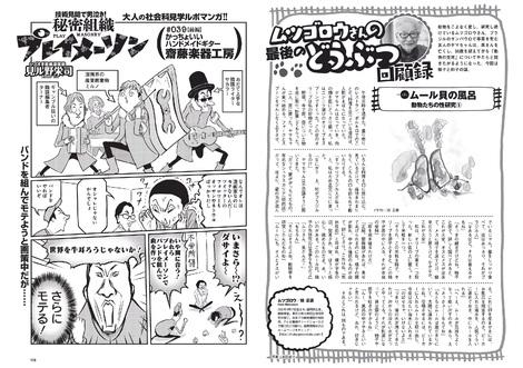 Magazine : ( [Weekly Playboy] - 2017 / n°43 )