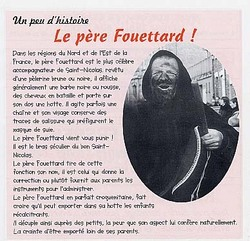 FOUETTONS, LE PERE FOUETTARD !