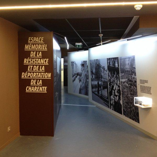 musée déportation résistance angoulême