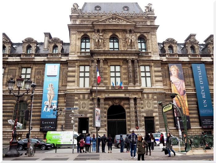 Rue de Rivoli Paris - 02