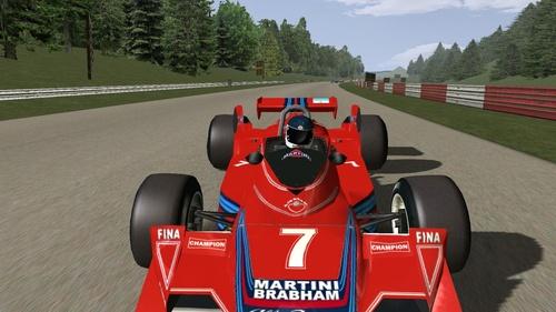 Martini Brabham - Brabham BT45 - Alfa Romeo 115-12 F12 3.0
