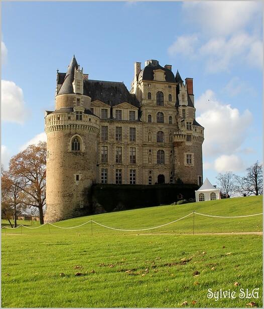 Le Thoureil et le Château de Brissac