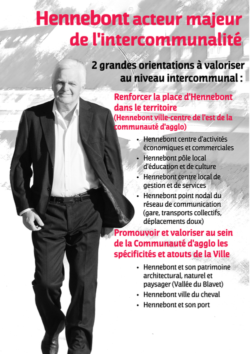 Orientations intercommunales