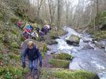 La randonnée du 12 mars à Potigny