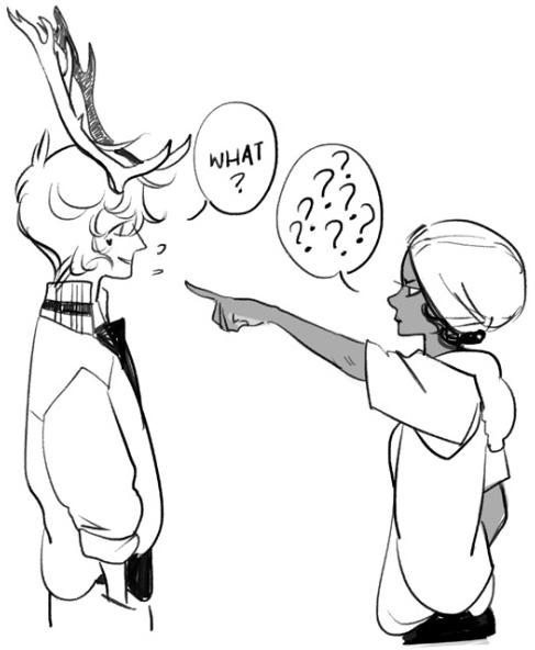 MANGA | Reindeer boy