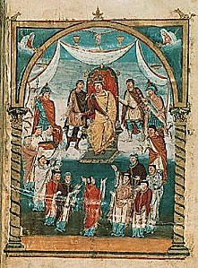 1004782-Charles II le Chauve