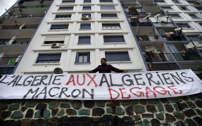 Algérie : Macron de nouveau taxé d'ingérence par l'opposition algérienne
