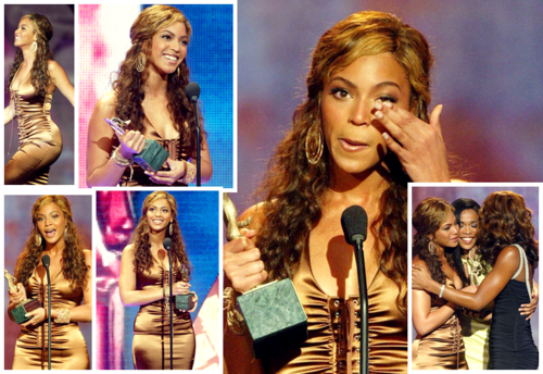 Beyonce remporte 2 Awards au Soul Train