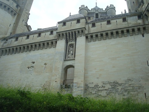 l                                               Le chateau de PIERREFONDS
