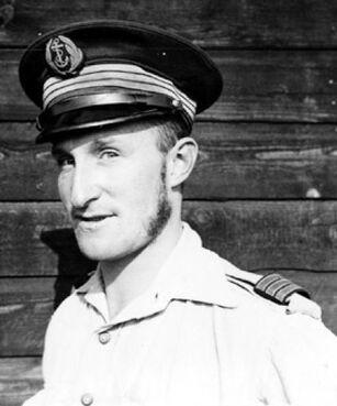 * Jean de MOUTIS, 1er Bataillon de Fusiliers Marins à l'honneur - PMM de Tours