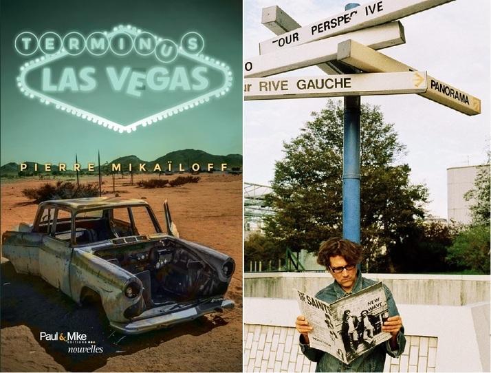 """Interview de Pierre Mikaïloff, pour la sortie de """"Terminus Las Vegas"""""""