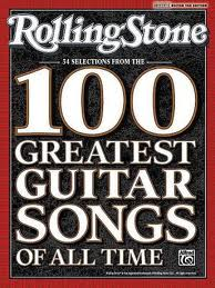 The 100 Greatest Guitar Songs of All Time